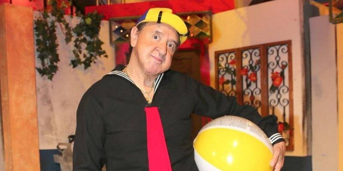 Carlos Villagrán se despide de su icónico personaje Kiko