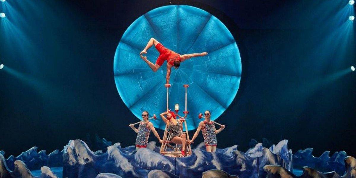 Luzia del Cirque Du Soleil atrapó la esencia de México
