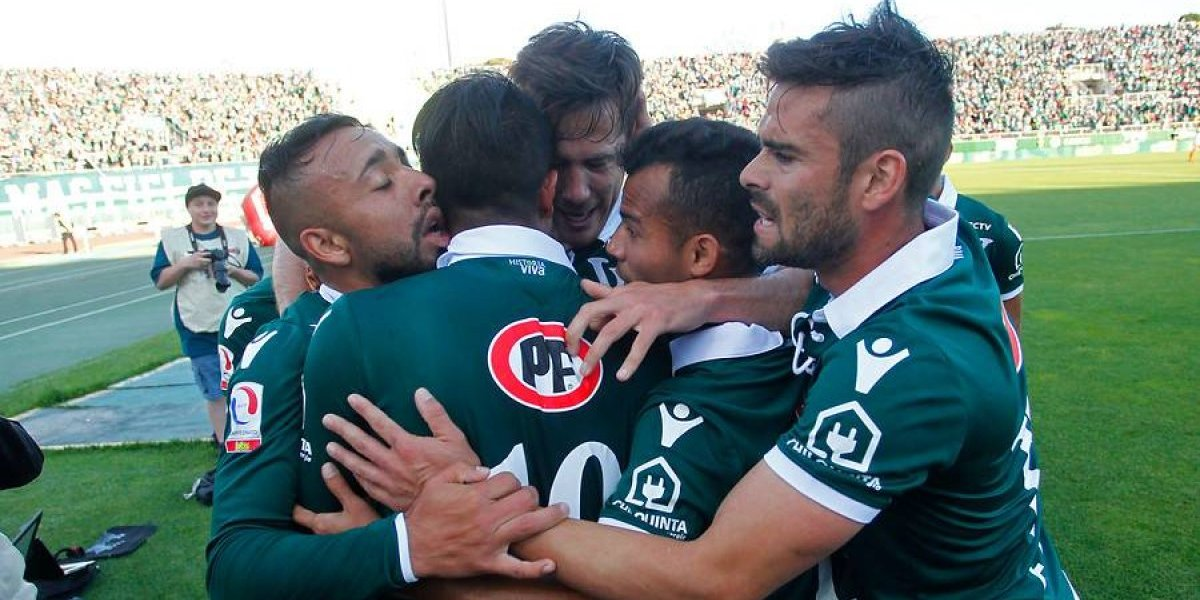 Wanderers impuso su poder ante Cobresal y quedó a un paso de la final por el ascenso a Primera