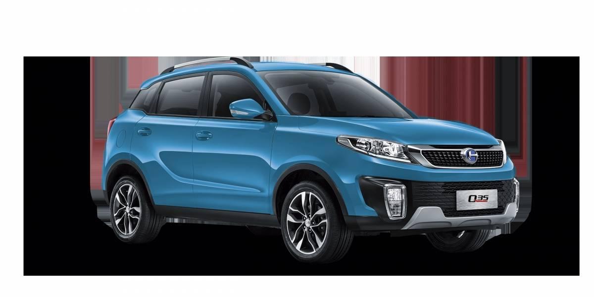 Invasión de lejano oriente: los chinos se toman el Salón del Automóvil con SUVs