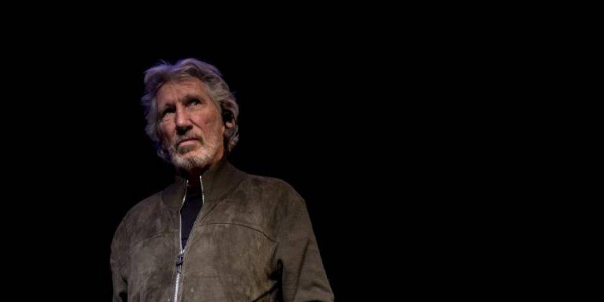 VIDEO. Defender a los palestinos no es ser antisemita, dice Roger Waters