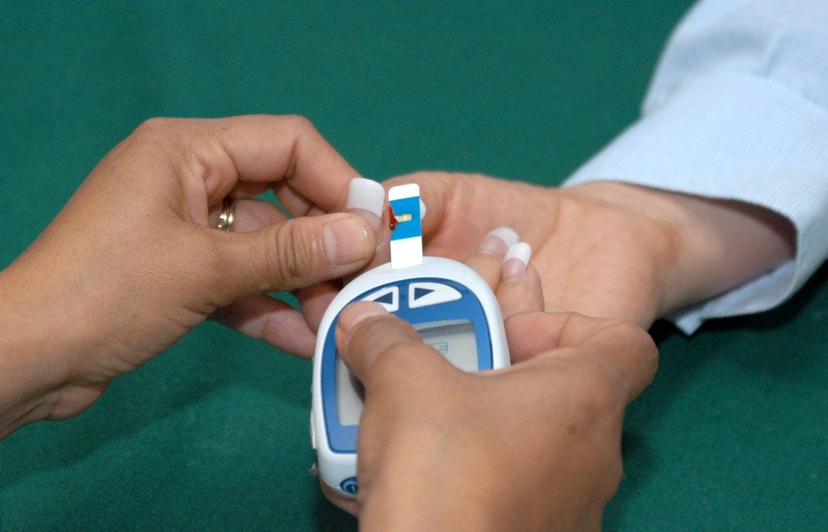 Con una prueba de sangre se puede detectar la enfermedad Cortesía.