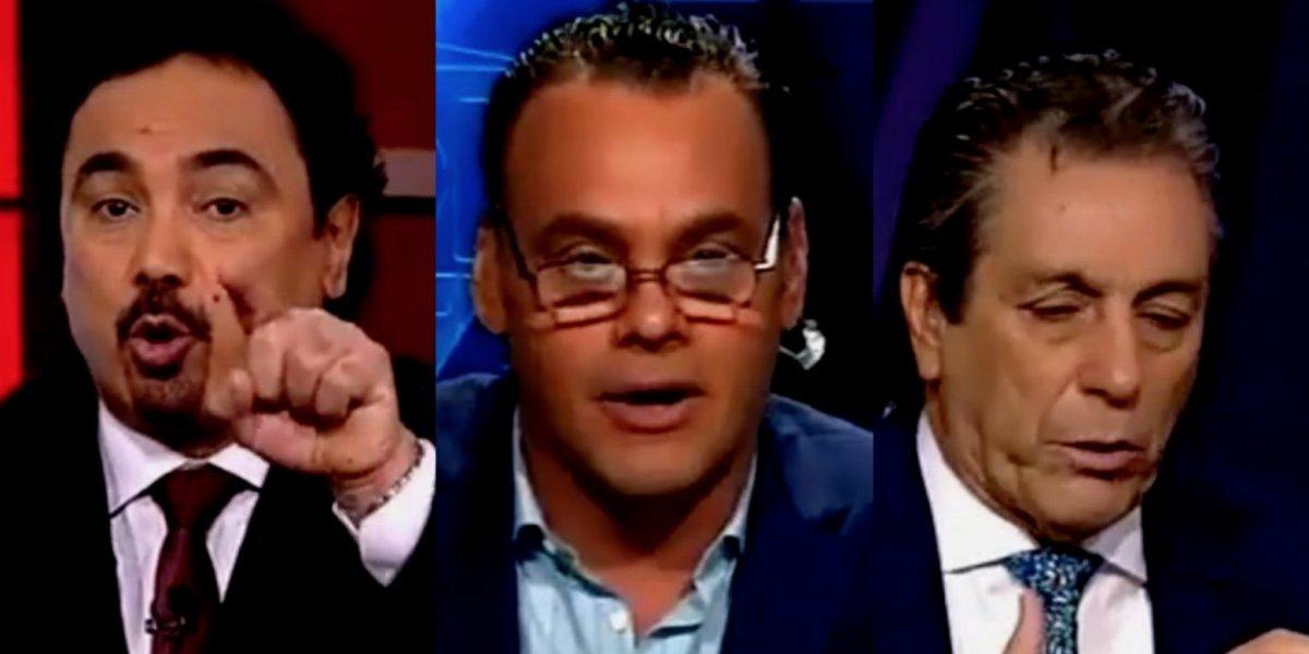 VIDEO: Tomás Boy y Hugo Sánchez llaman 'periodistilla' a Faitelson