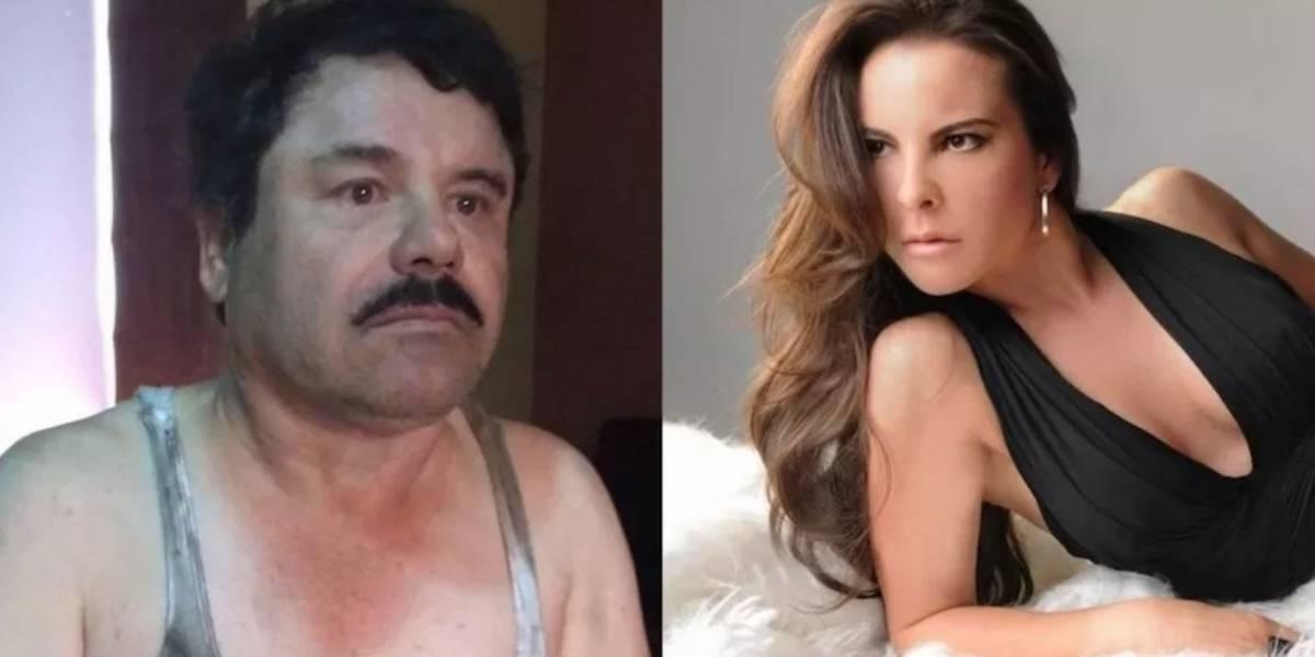 Kate del Castillo podría testificar en el juicio de 'El Chapo'