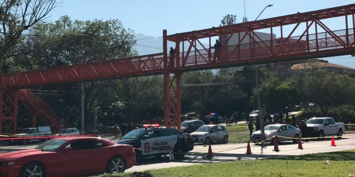 Ejecutan a policía de tránsito en San Pedro, Nuevo León