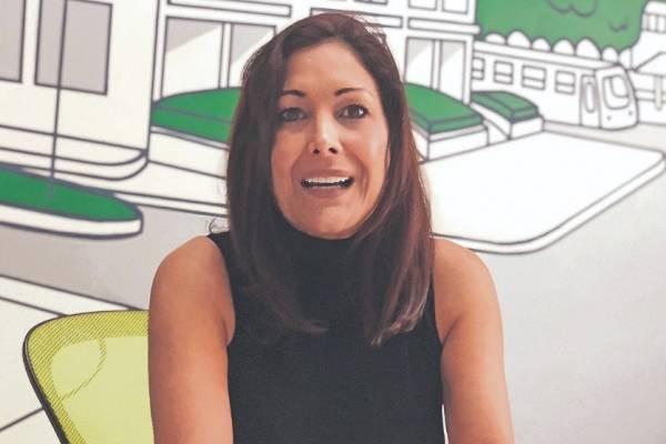 Ingrid Schmidt, presidenta de la Asociación de Cannabis Medicinal de Puerto Rico. Foto: David Cordero