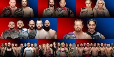 WWE Survivor Series: horario, cartelera, combates y quién transmite el mega evento entre marcas