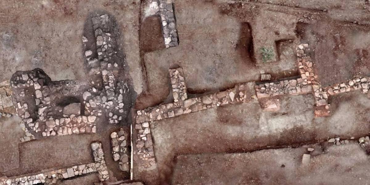 Histórico: Encuentran la antigua ciudad perdida de Tenea junto a varias tumbas