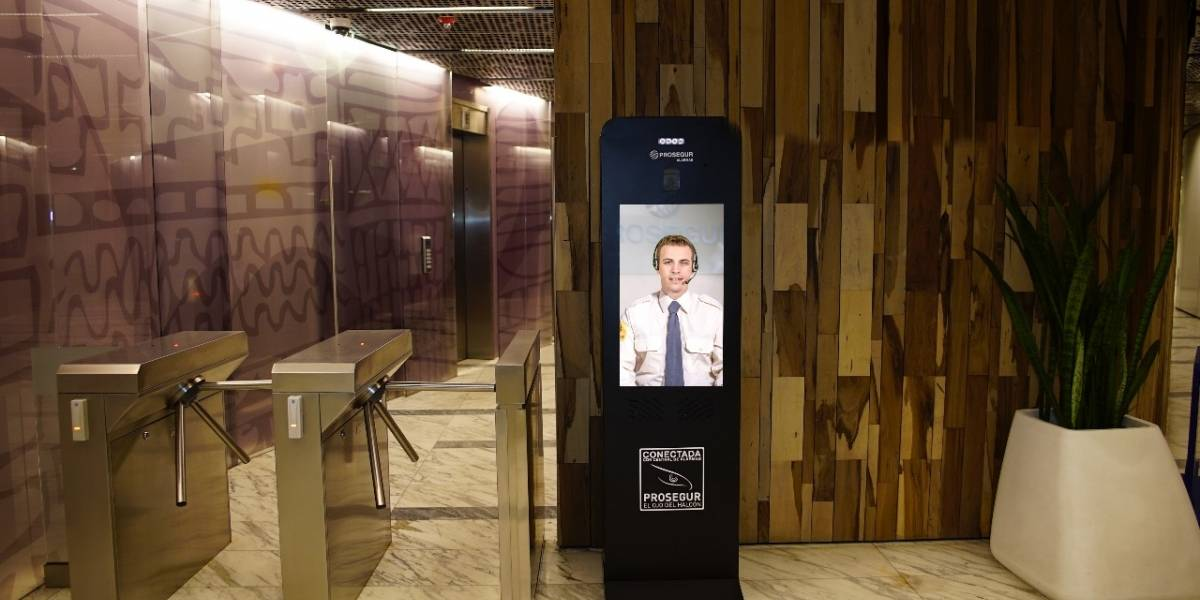Conserje virtual: la nueva tecnología de seguridad con humanos digitales