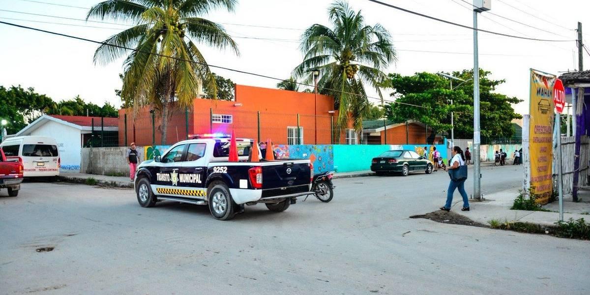 Tres alcaldías concentran más accidentes de tránsito cerca de escuelas