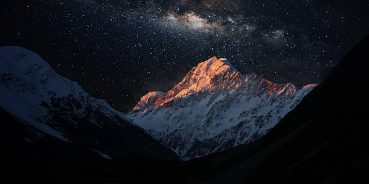 Huracán de materia oscura se aproxima a la Tierra, según los expertos
