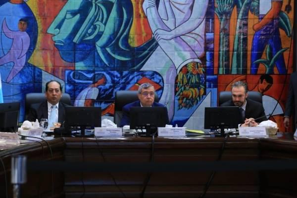 Vicepresidente Jafeth Cabrera