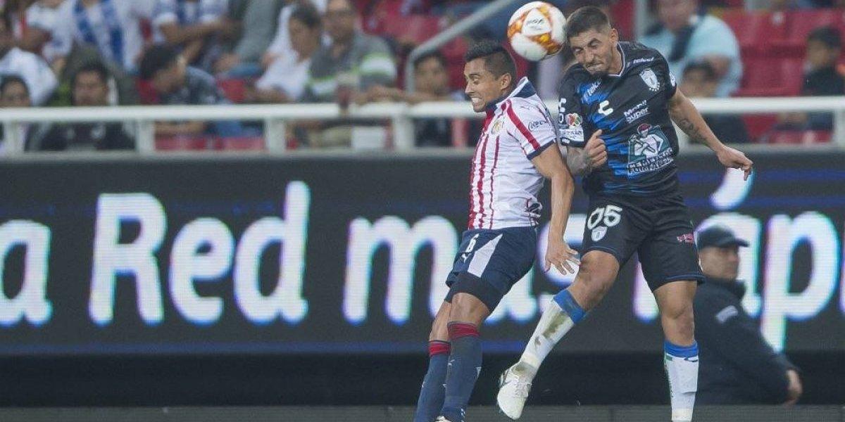 Chivas enfrentará al Pachuca en partido amistoso