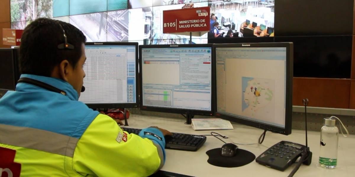 ECU 911 realiza taller de capacitación 'Primer Respondiente'