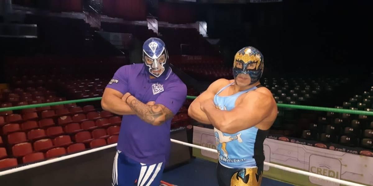 Diamante Azul y El Valiente listos para ir por el Campeonato Mundial de Duplas