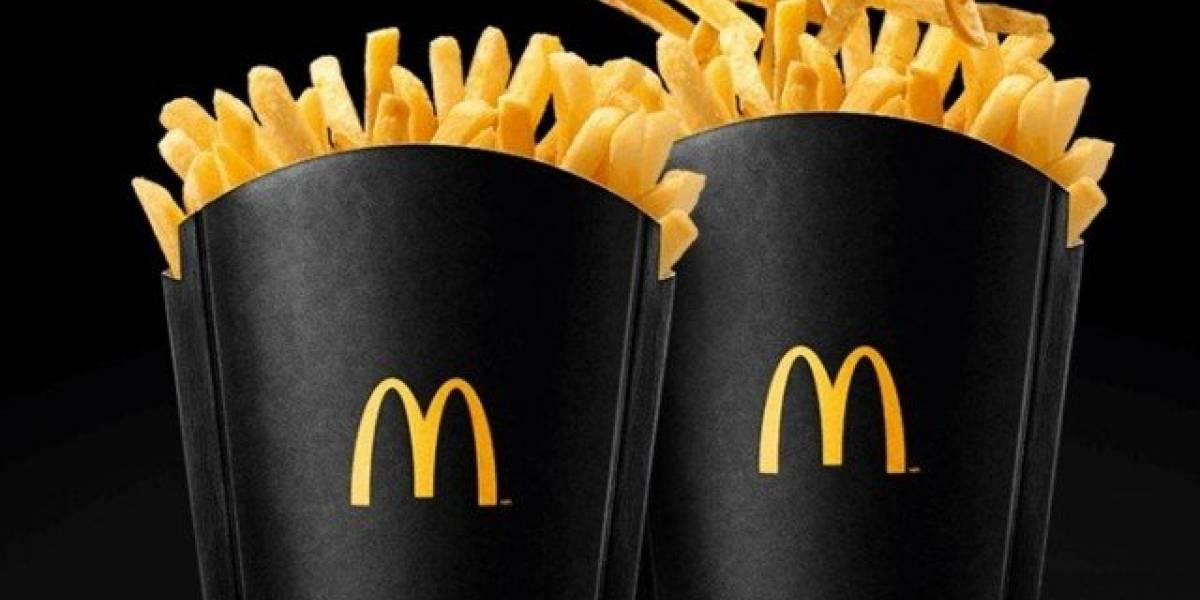 Batata em dobro! McDonald's vai oferecer mais fritas durante a Black Friday