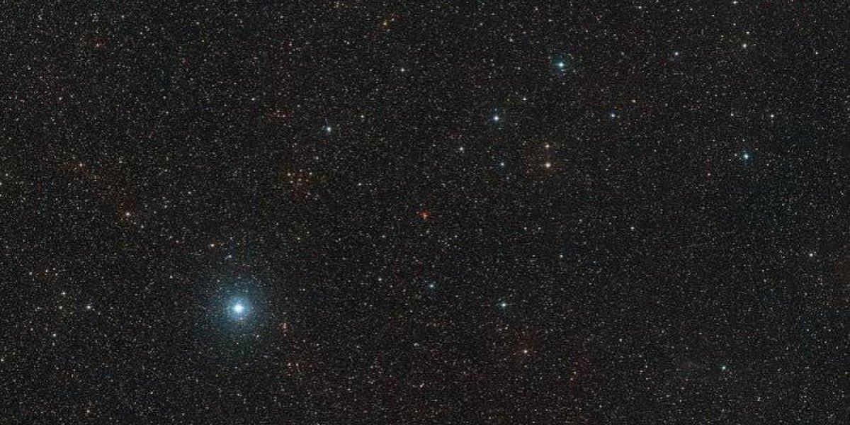 """Descubren una """"Súper Tierra"""" orbitando a la estrella Barnard"""