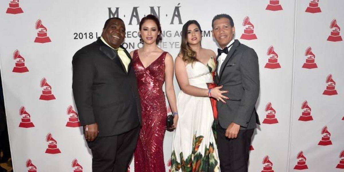 "La guatemalteca Katia de ""Alfareros"" celebra su primer Latin Grammy"