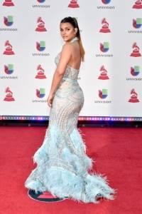 Mejor vestidos Latin Grammy