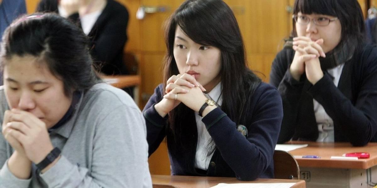 """O temido """"Enem"""" que sela o futuro dos jovens e paralisa a Coreia do Sul por um dia"""