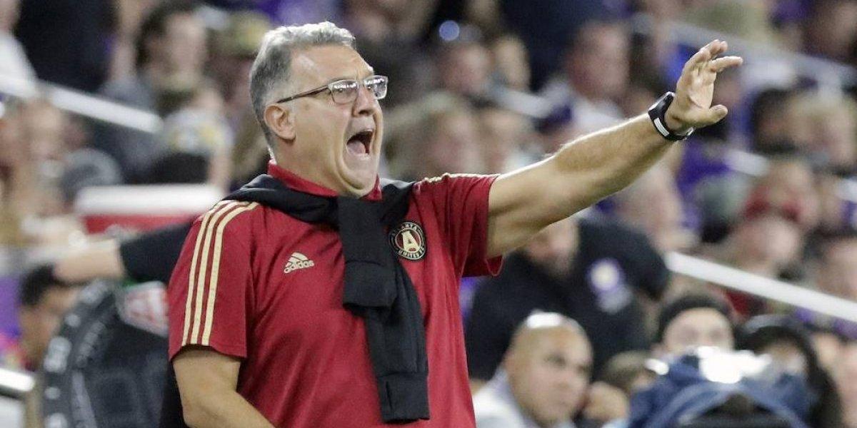 Comisionado de la MLS celebra la llegada del Tata Martino al Tricolor