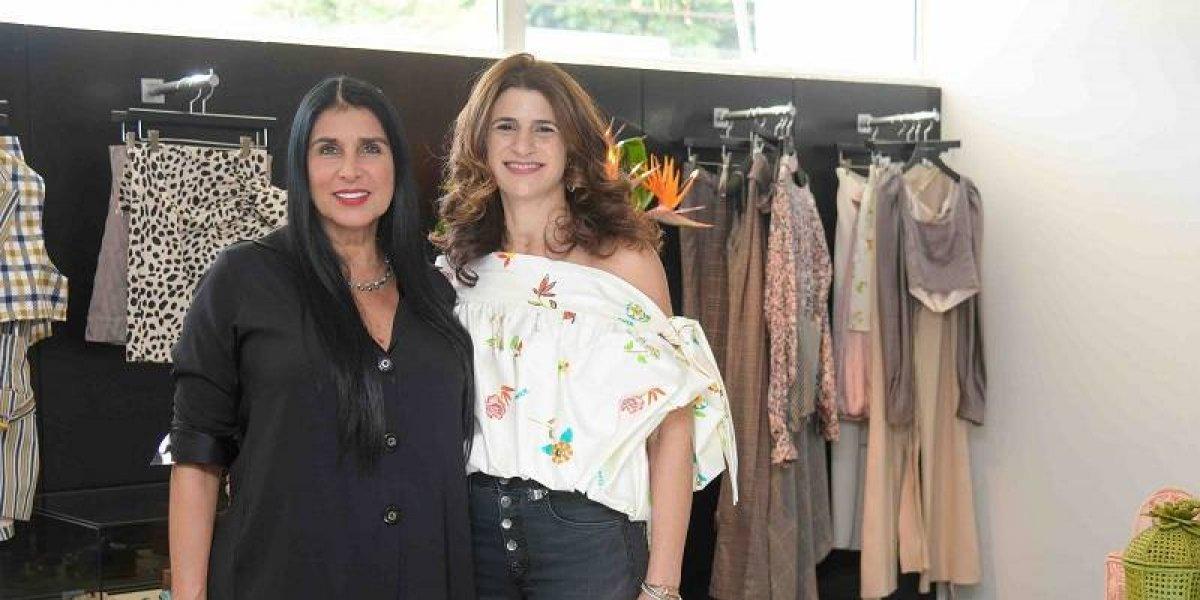 #TeVimosEn: Silvia Tcherassi presenta colección 'Free Fall 2018'