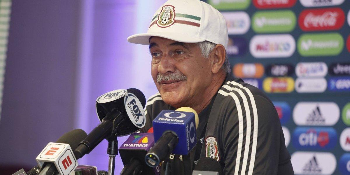 Tuca pide honestidad para los futbolistas que no quieran jugar con el Tri