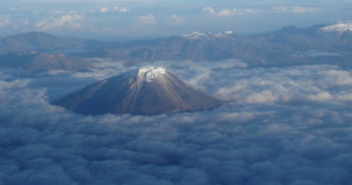 Colombia se podría quedar sin glaciares en los próximos años