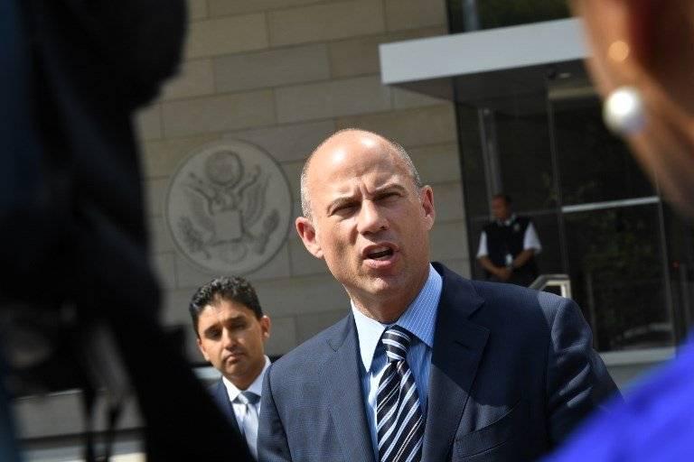 Michael Avenatti, abogado de Stormy Daniels