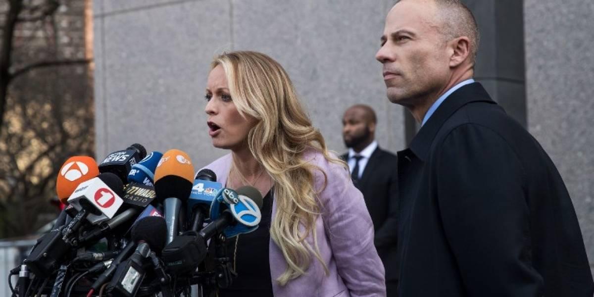 """Abogado de """"Stormy Daniels"""", arrestado por supuesta violencia doméstica"""