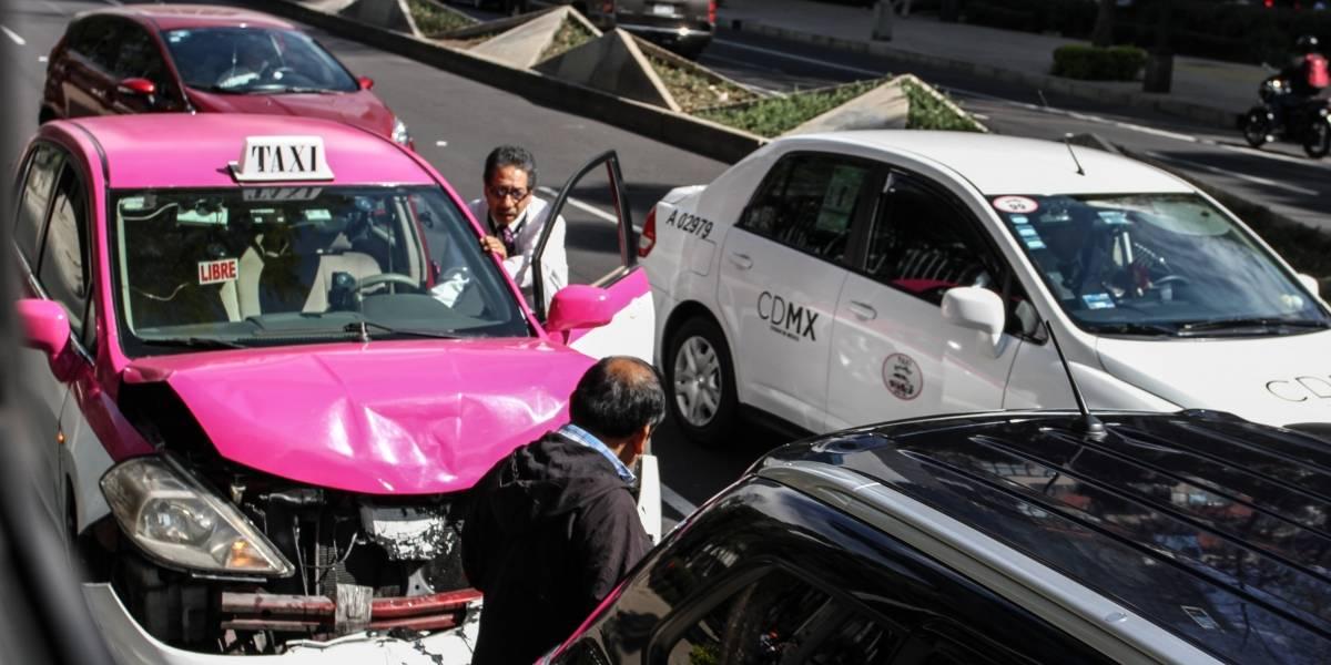 Crecen 23% los casos de peatones víctimas de accidentes