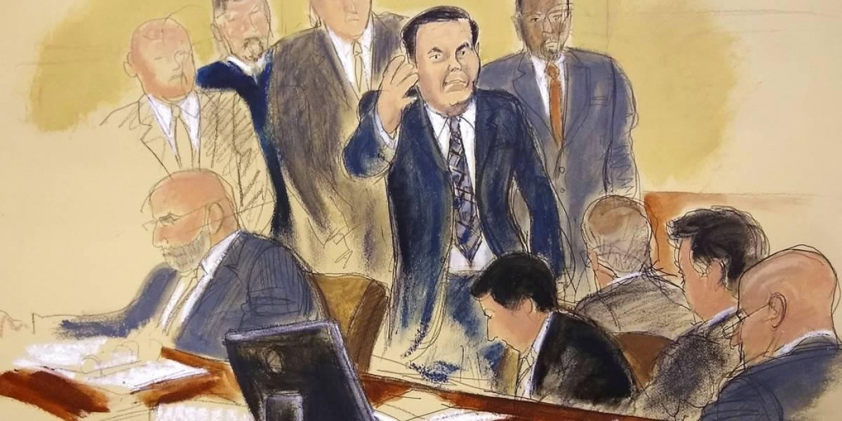 Las revelaciones más sorprendentes que están saliendo a la luz con el juicio del Chapo