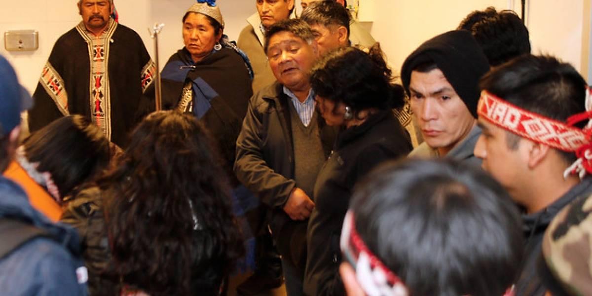 """""""El disparo entró por detrás, nada justifica el uso desproporcionado de la fuerza"""": INDH anuncia querella por muerte de comunero mapuche"""