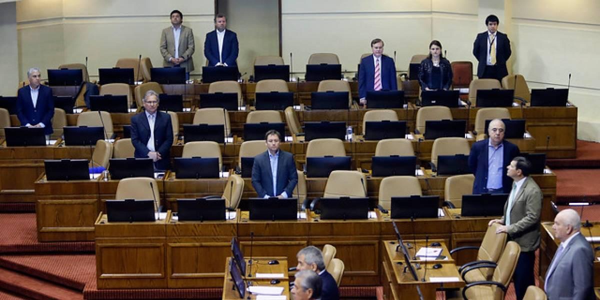 Polémica en la Cámara Baja: diputados UDI y RN abandonan la Sala y se niegan a dar minuto de silencio por Camilo Catrillanca