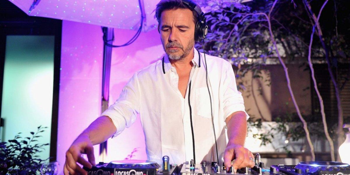 """""""Mi trabajo es llevarlos en un viaje"""": DJ Laurent Garnier"""