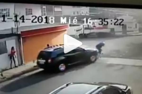 Portoviejo: Hombre enfrentó a delincuentes para evitar ser robado
