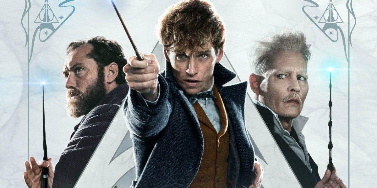 """Fantastic Beasts"" debuta al tope de las recaudaciones"