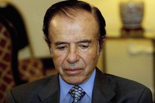 Carlos Menem