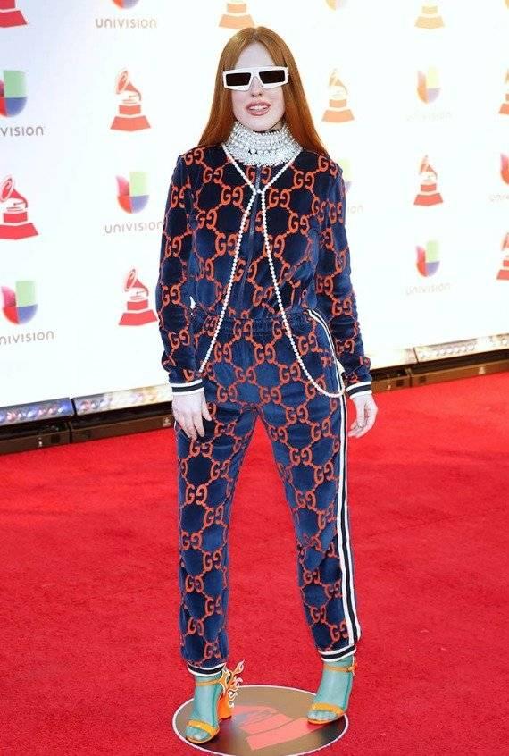 peor vestidas grammy latino