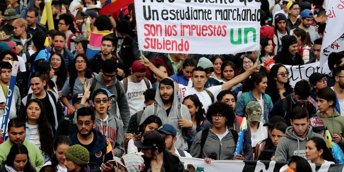 Universidad Nacional no cancelará semestre, a pesar del paro estudiantil