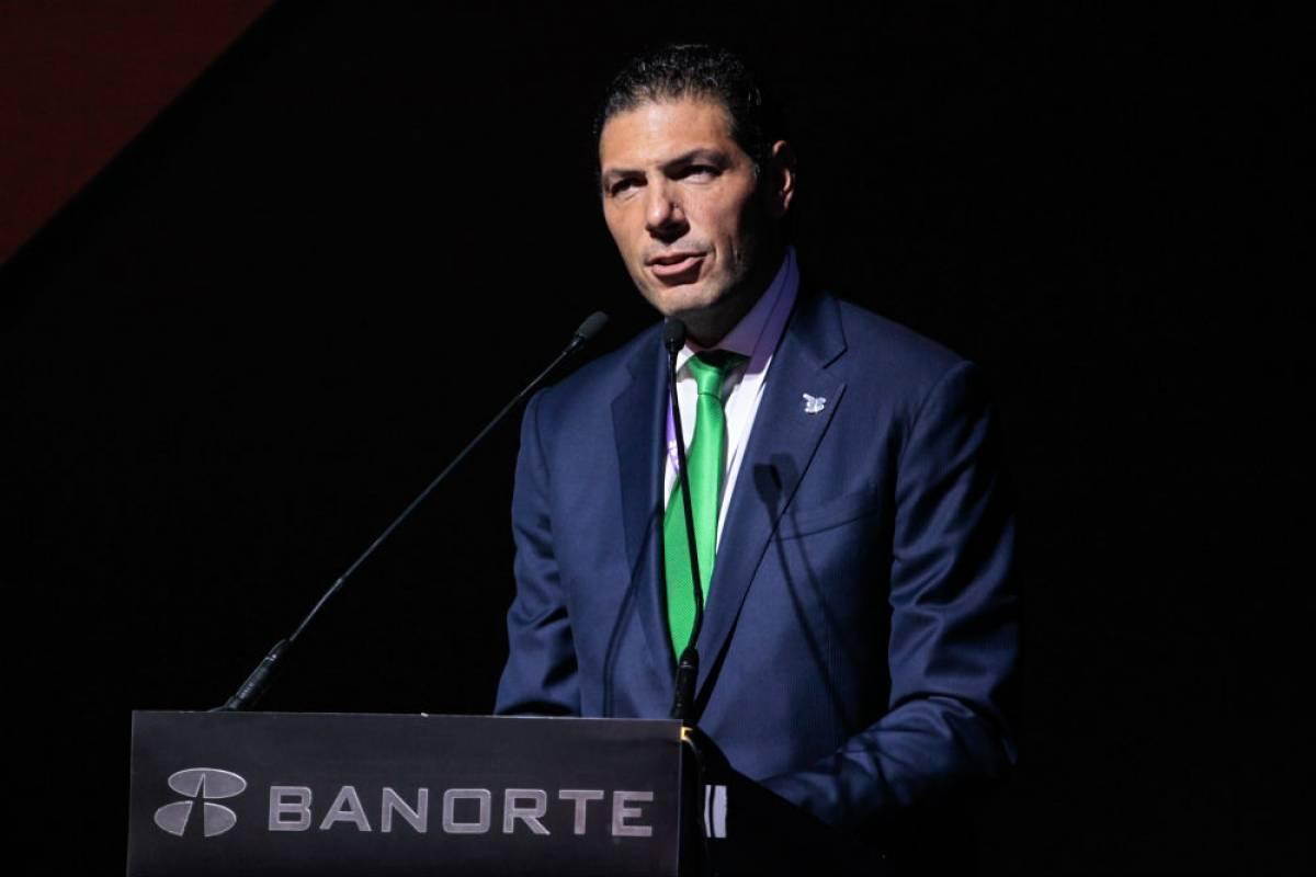 Carlos Hank González, presidente de Grupo Financiero Banorte Foto: Cuartoscuro