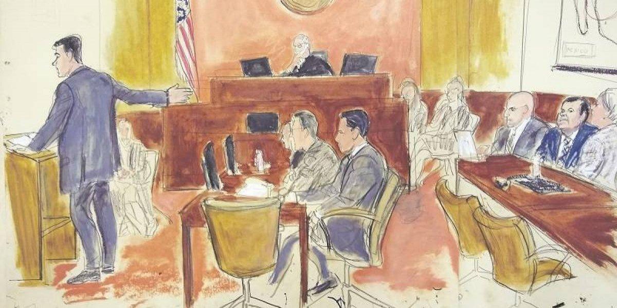 Las sorprendentes revelaciones que están saliendo a la luz en el juicio del Chapo