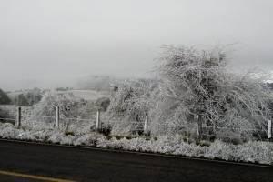 Los siete lugares más fríos de México