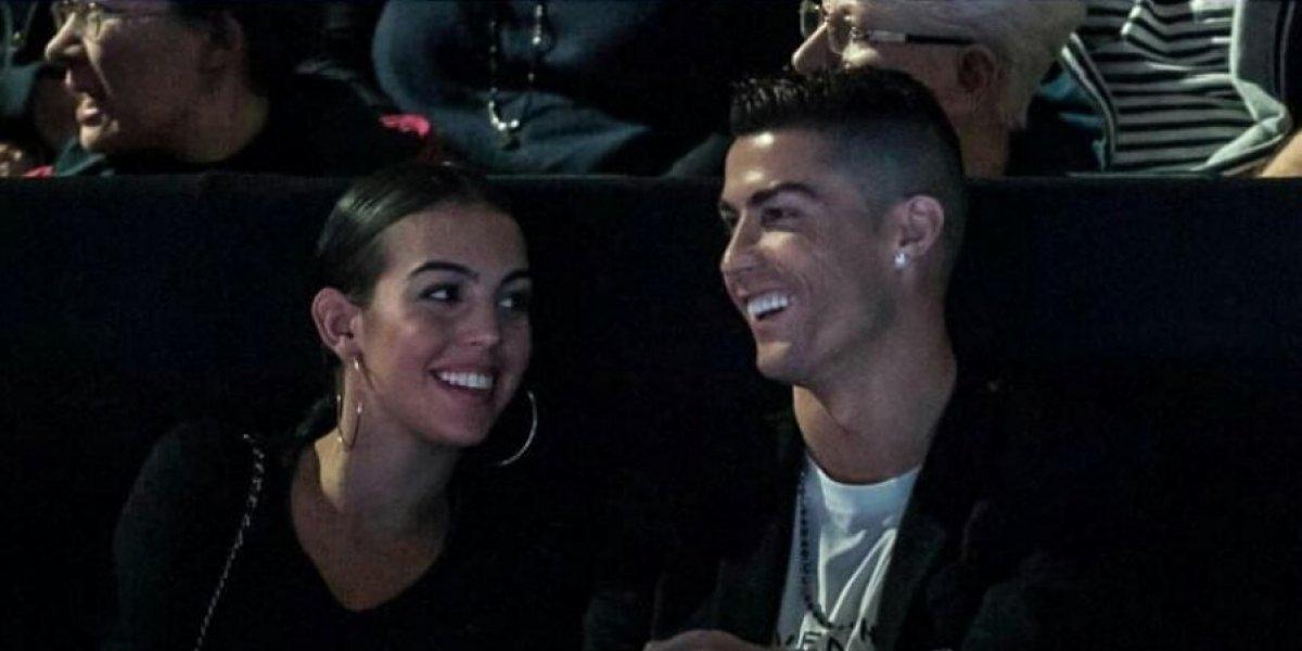 Aseguran que Cristiano Ronaldo le pidió matrimonio a Georgina Rodríguez