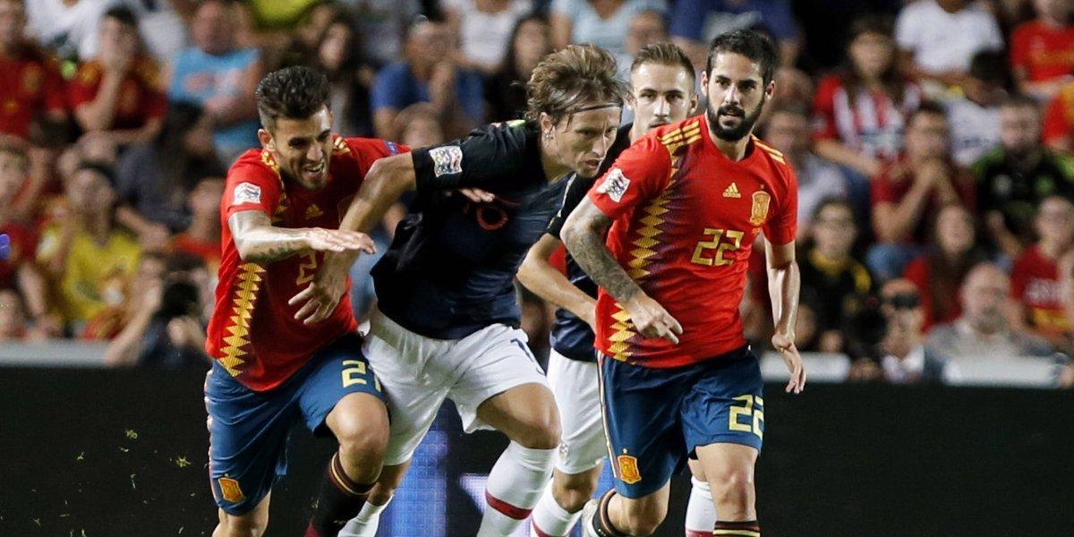 Croacia vs. España: el subcampeón del mundo quiere vengar el 6-0