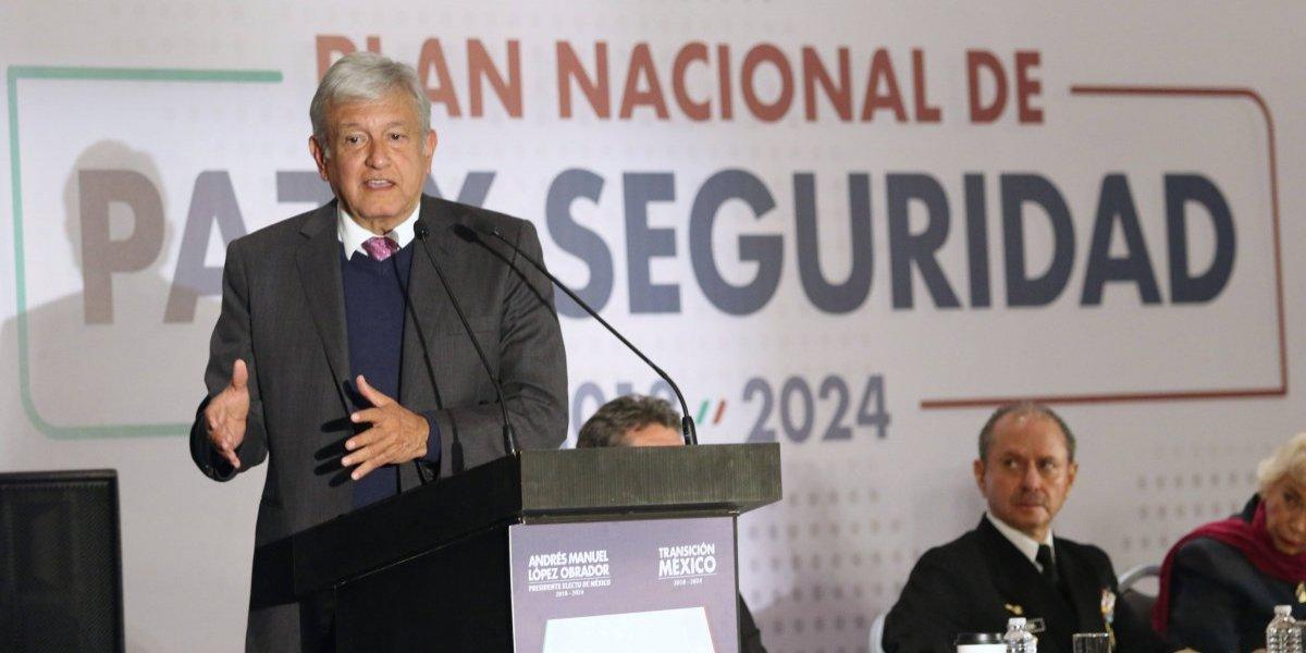 Plan de seguridad de AMLO será un error colosal: Human Rights Watch