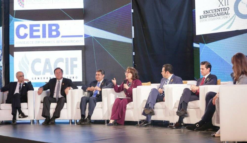 Foto: Twitter @CumbreIberoA