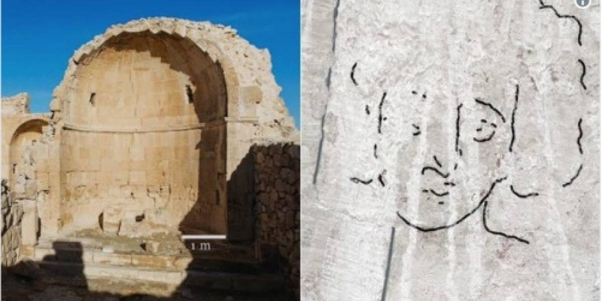 Presentan una imagen de Jesucristo que difiere de la representación tradicional cristiana
