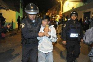 Detienen a hondureños por intento de homicidio de un policía