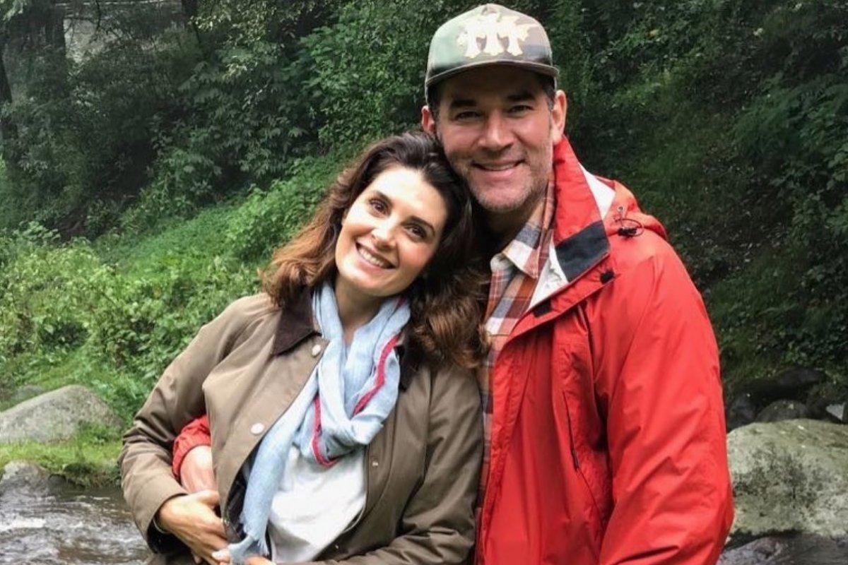 El actor esta casado con Mayrín Villanueva Instagram
